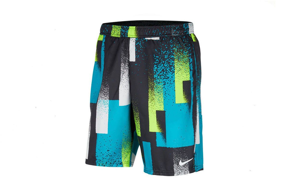 Nike Court Dri-Fit Men's Printed Tennis Shorts