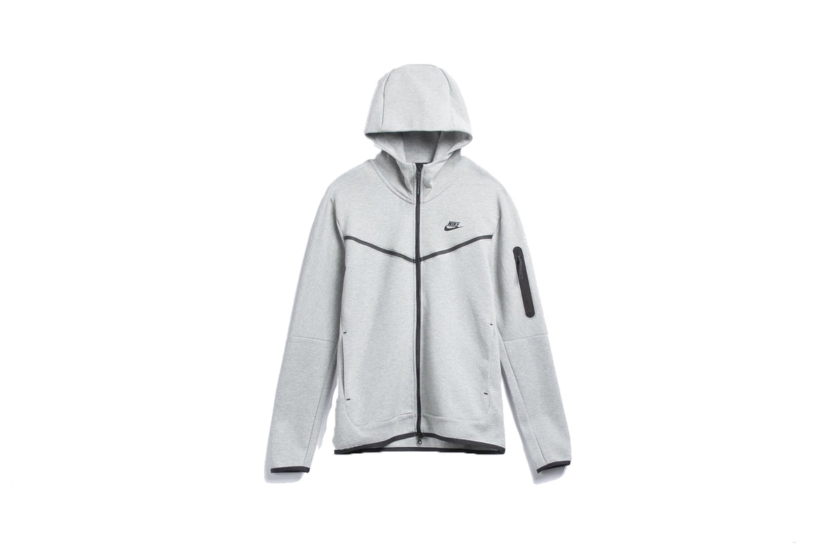 Nike Sportswear Tech Fleece Full Zip Hooded Windbreaker Jacket