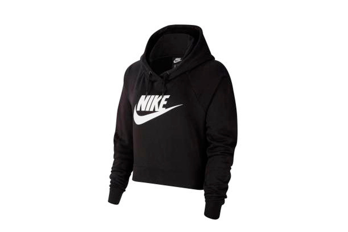 WMNS NSW Cropped Hoodie