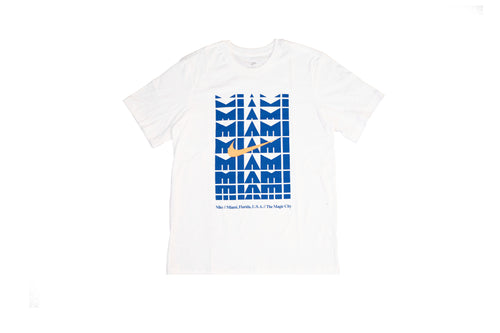 Men's NSW SS City Repeat Miami Tee