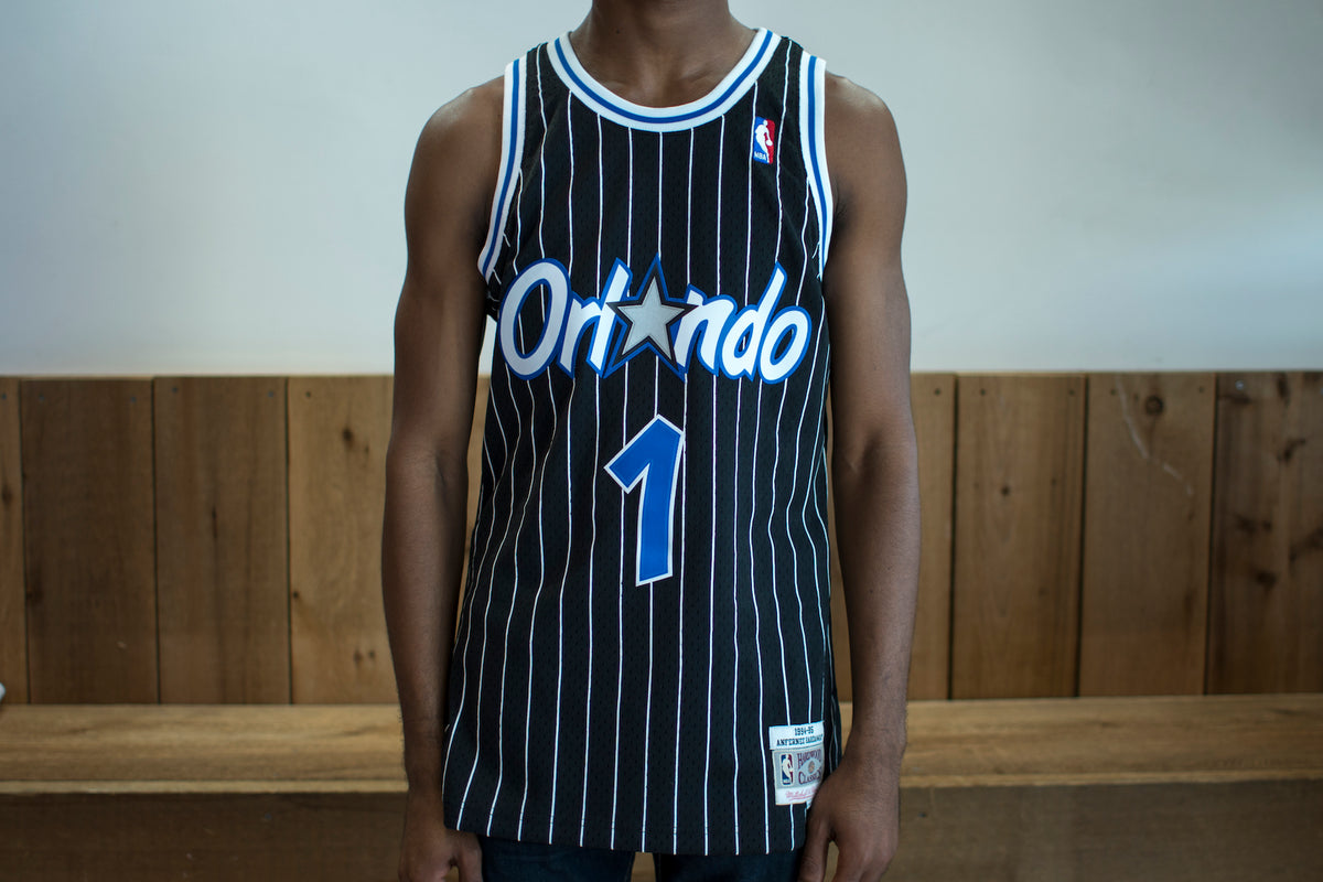 Orlando Magic Penny Hardaway Throwback Jersey