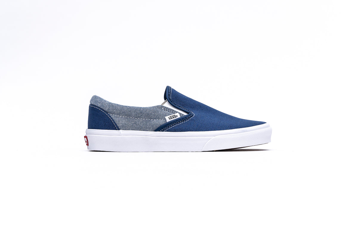 Chambray Classic Slip-On