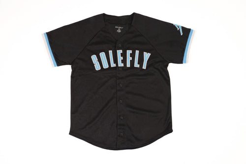 SoleFly x Jordan Authentic Batting Practice Mesh Jersey Florida Marlins