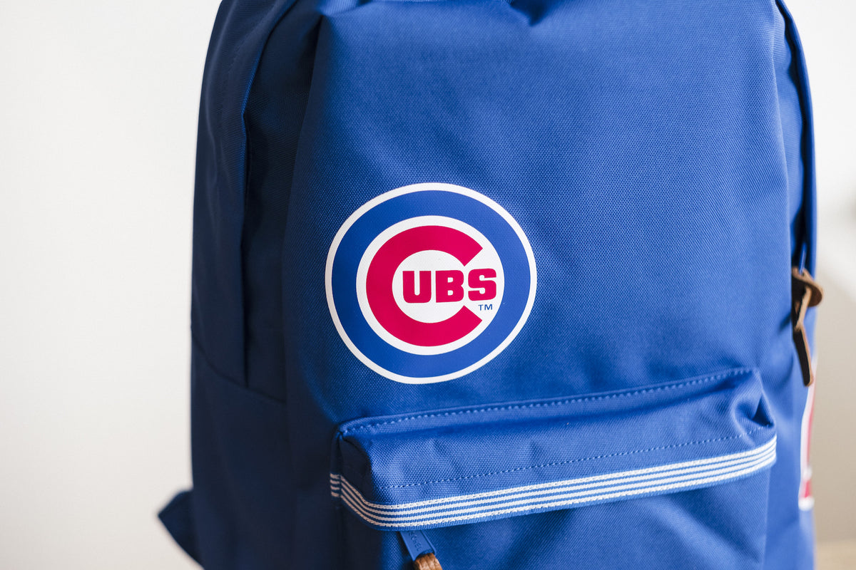 b6b87ff217b Chicago Cubs Heritage Backpack · Chicago Cubs Heritage Backpack ...