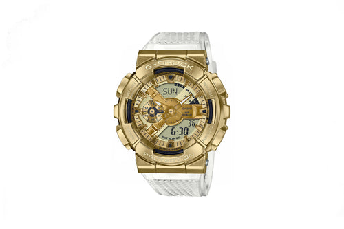 Casio G-Shock Gold Ingot Collection Analog Digital Watch