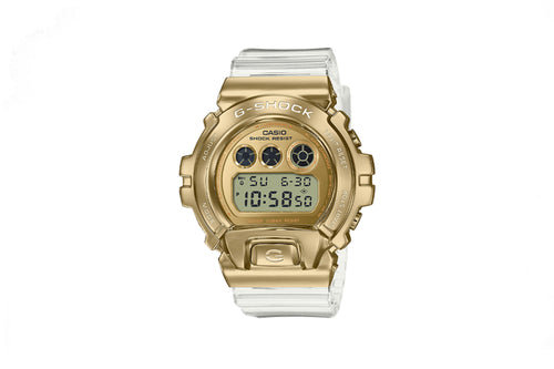 Casio G-Shock Gold Ingot Collection Digital Limited Edition Watch