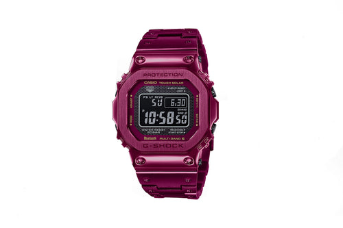 Casio Full Metal G-Shock GMWB5000RD-4