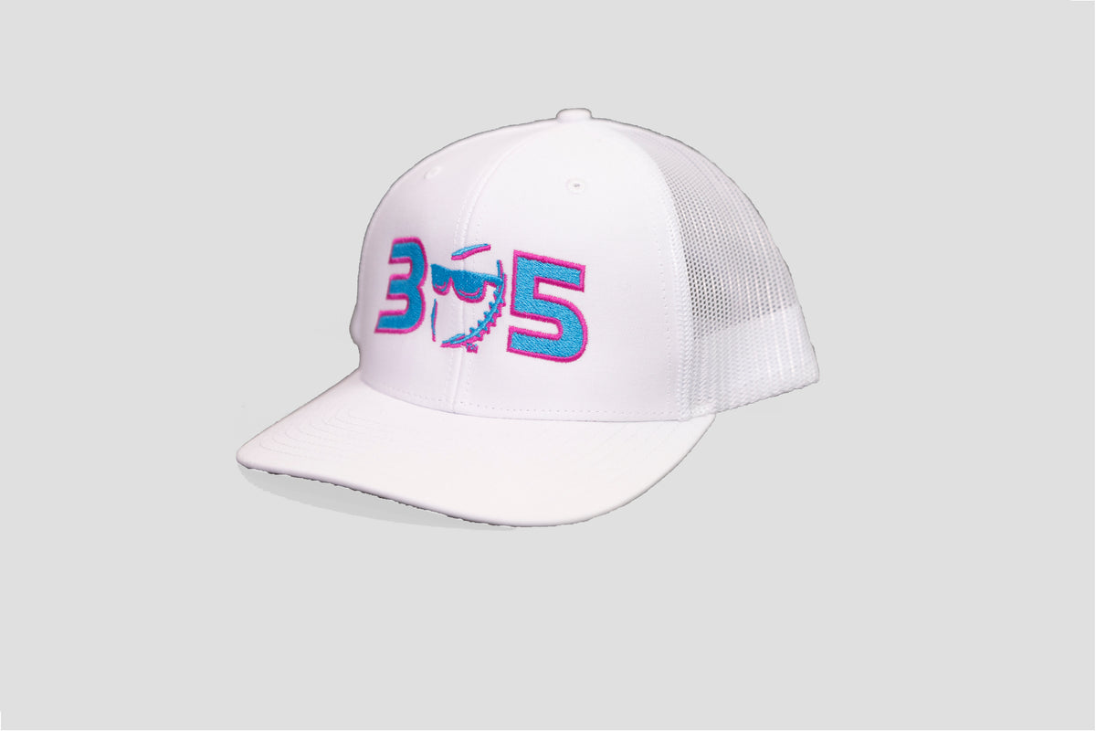 Pretty Boy Miami Vice Trucker Hat
