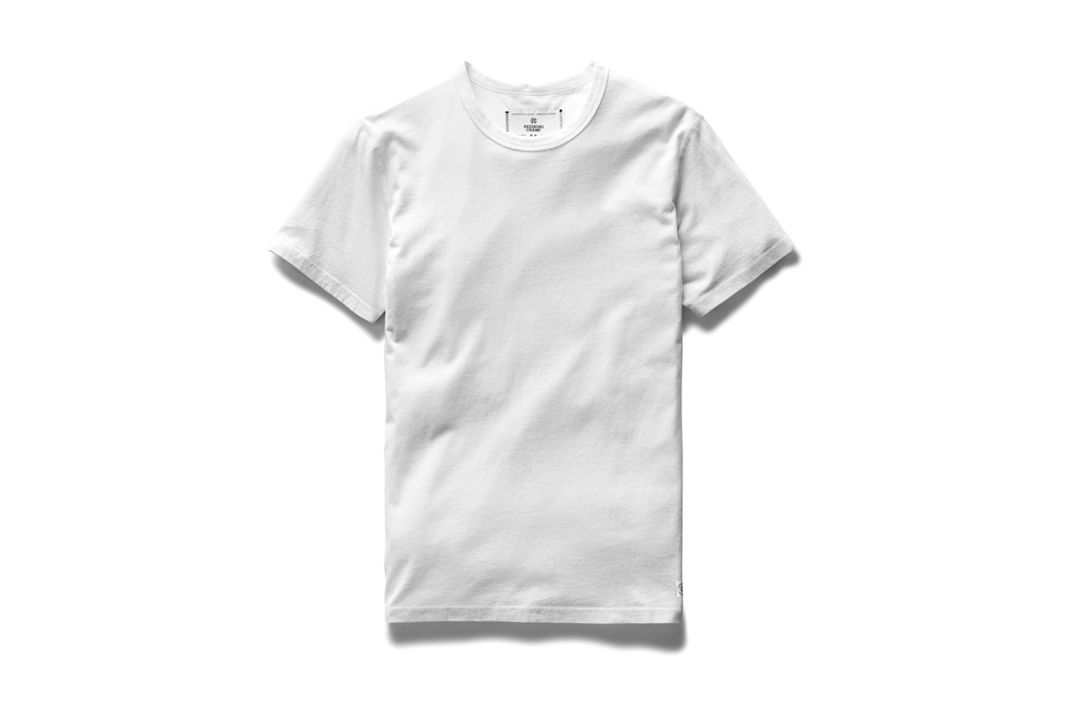 Men's Reigning Champ Knit Ringspun Jersey T-Shirt