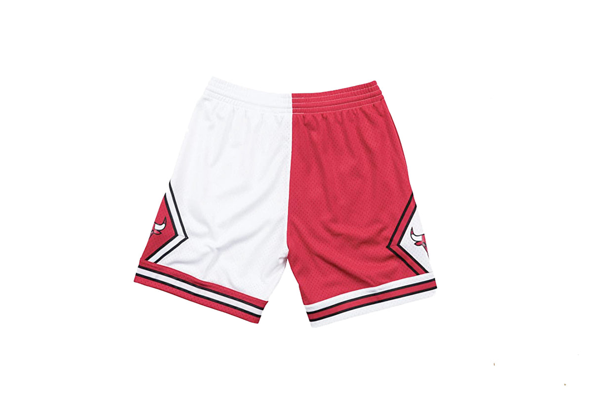 Chicago Bulls '97 Split Shorts