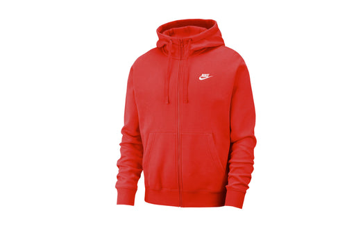 Nike NSW Club Fleece Full-Zip Hoodie