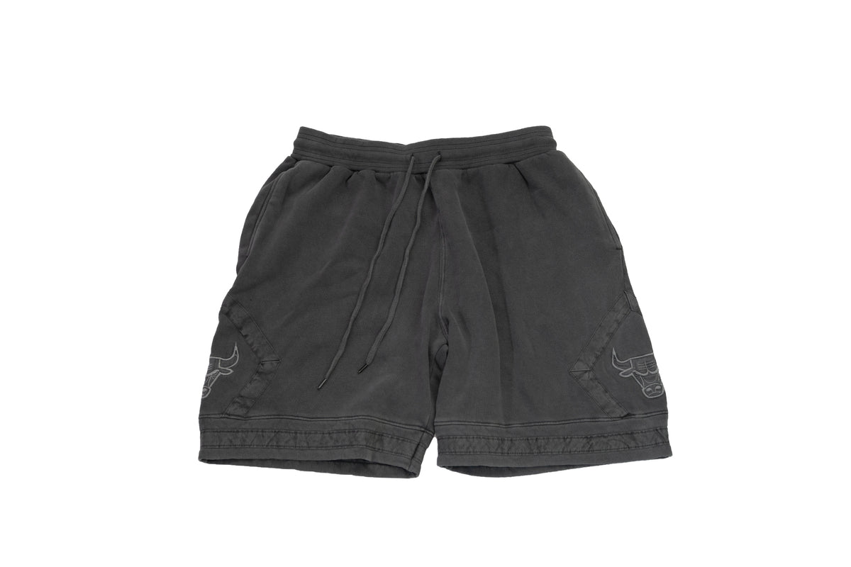 NBA Washed Out Fleece Chicago Bulls Shorts