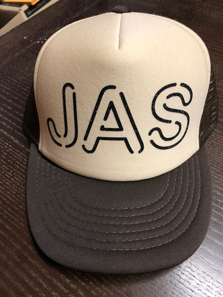JAS Sparkle Trucker Hat