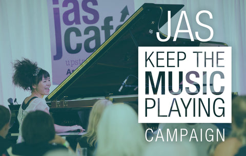 Make a Donation to JAS Keep the Music Playing Endowment