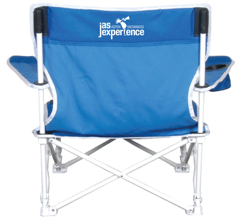 JAS Low-Clearance Lawn Chair