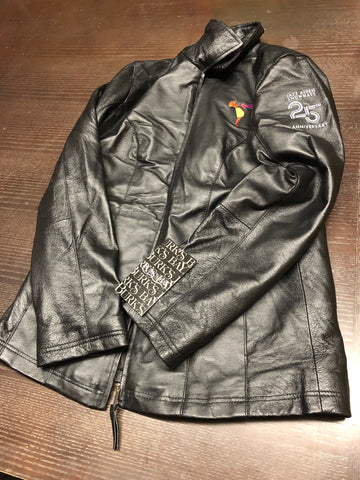 JAS 25th Anniversary Limited Edition Leather Jacket
