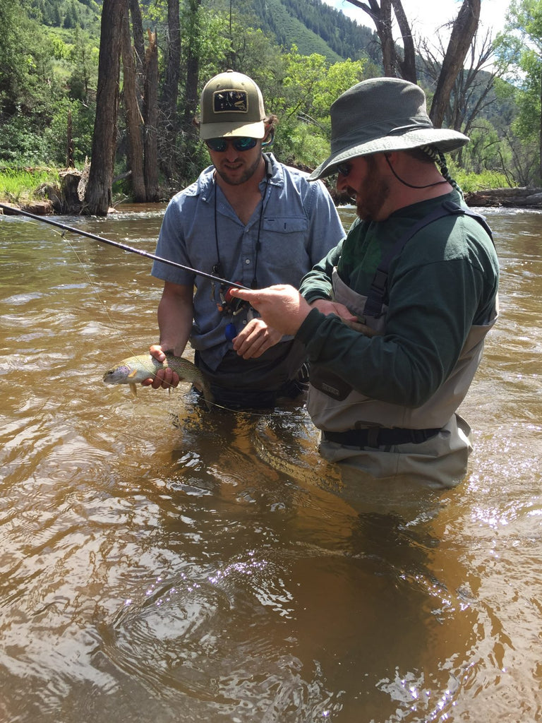 JAS/JFMAF Sonic Auction: Guided Walk & Wade Fly Fishing Tour w/ Elk Mountain Expeditions