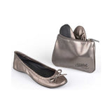 Side Kicks Folding Flats in Original Silver