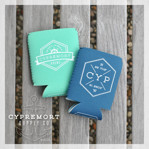 CYP Camp Koozie