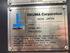 2017 Okuma MB-4000H Horizontal Machining Center (OSP-P300MA)