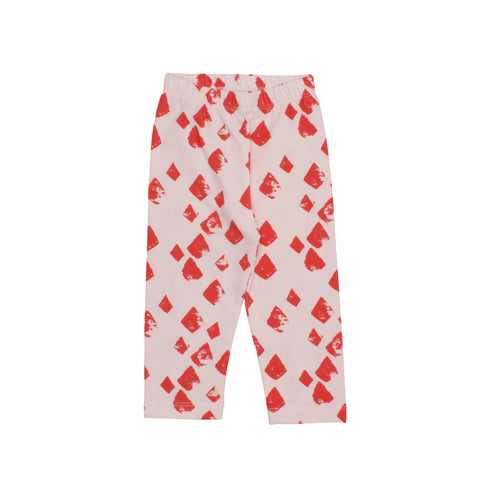 Baby Leggings Flamingo Diamonds