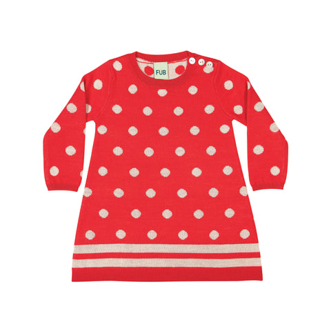 Baby Dress Dots