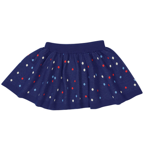 Wool Skirt Confetti