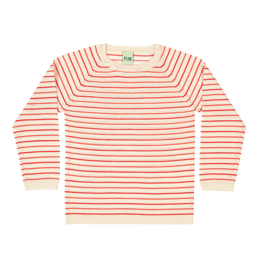 Wool Sweater Stripes