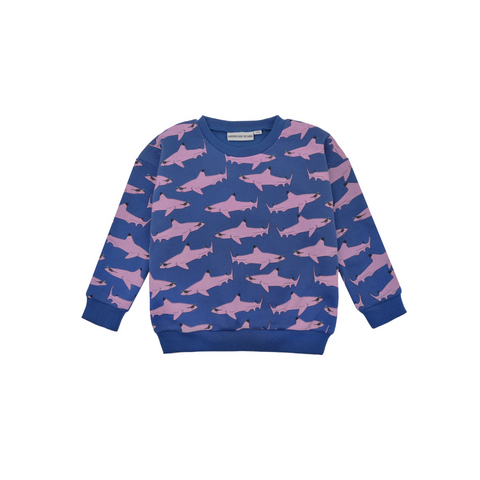 Sweatshirt Wayne the Shark