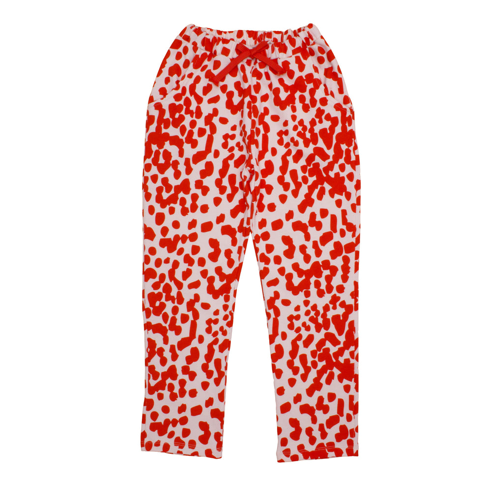Pants Coral Stains
