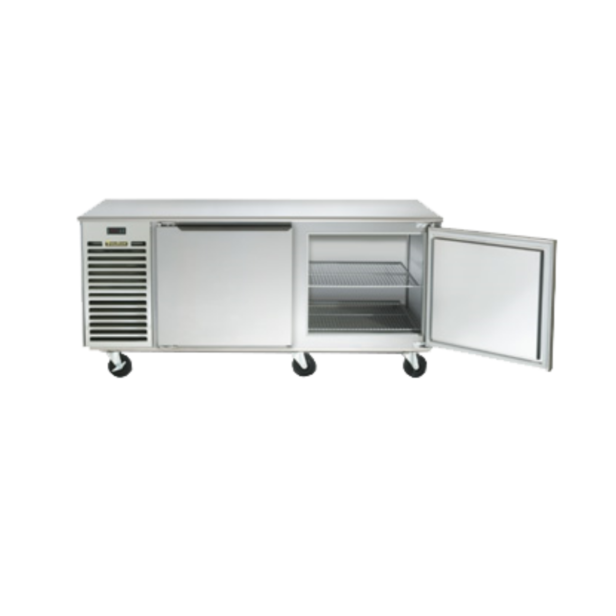 Traulsen TU044HT Undercounter Refrigerator, 3 Section