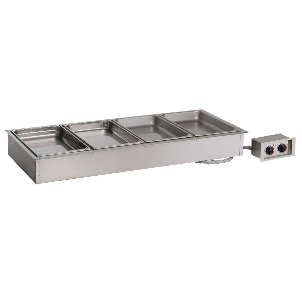 Alto Shaam 400-HW/D4 Halo Heat® Hot Food Well Unit