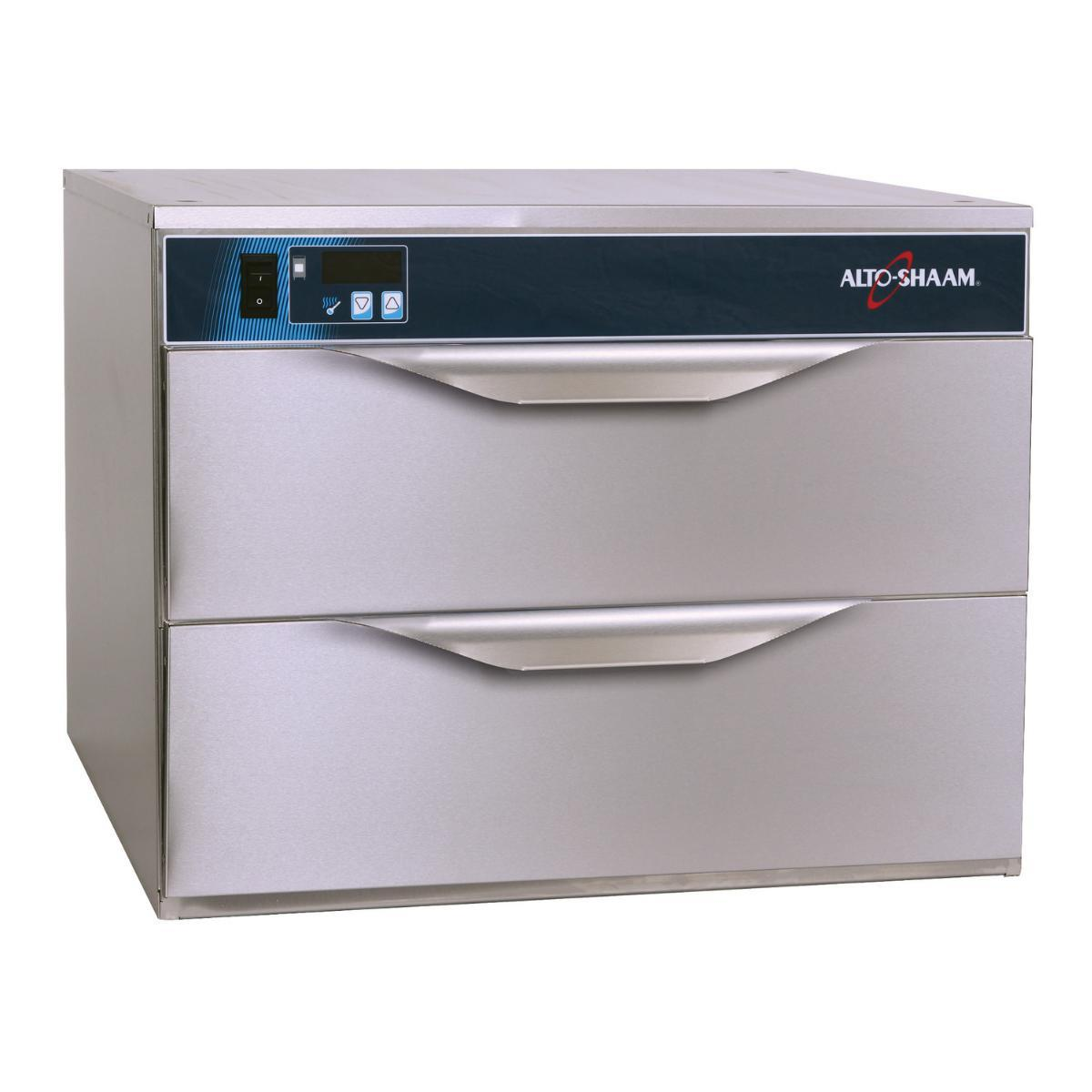 Alto-Shaam 500-2D 2 Drawer Warmer