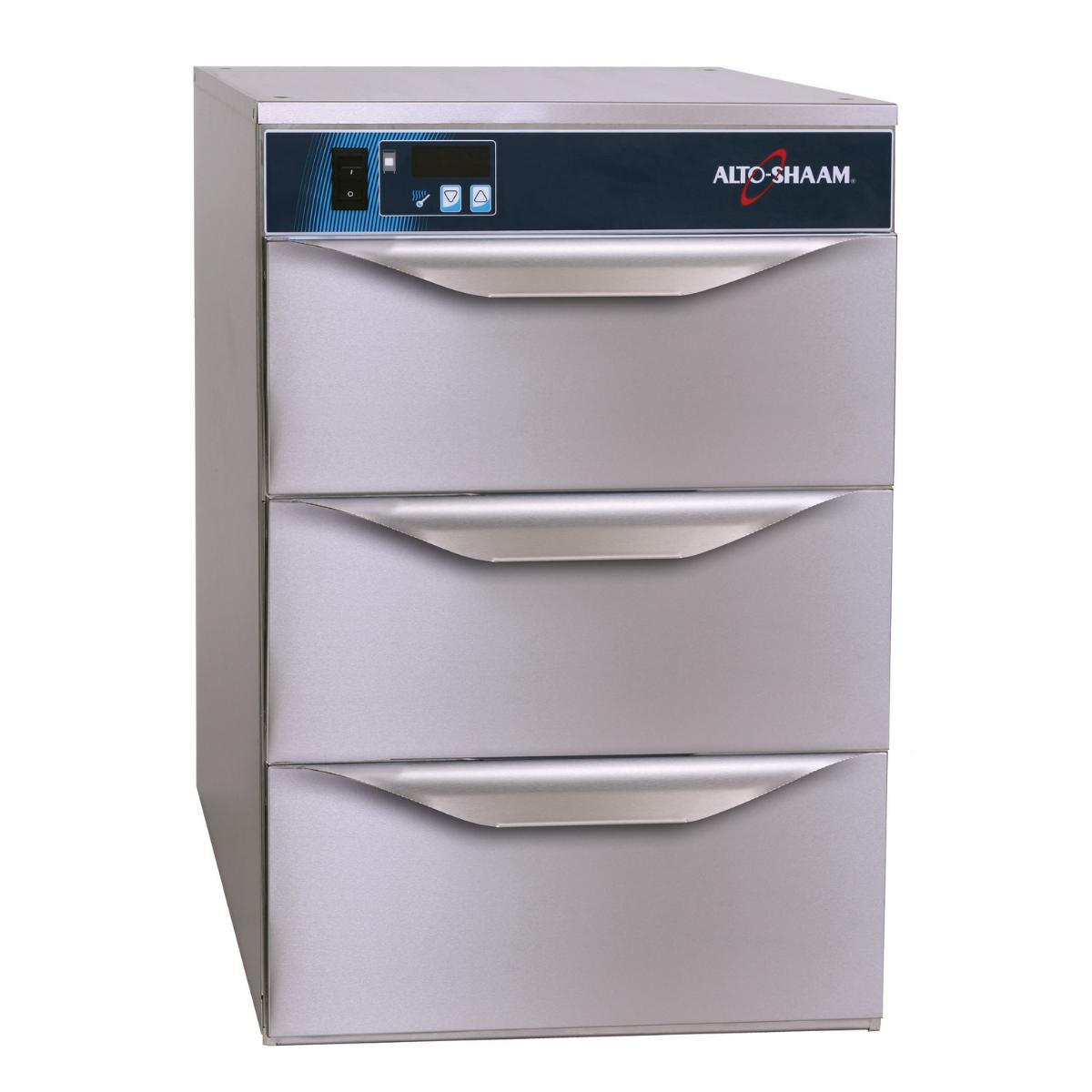 Alto-Shaam 500-3D 3 Drawer Warmer