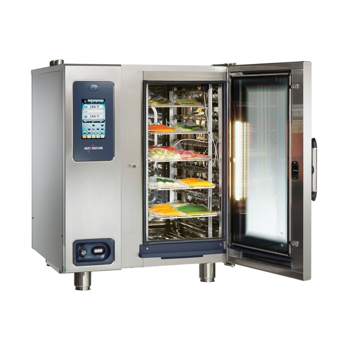 Alto-Shaam CTP10-10EVH Combitherm Proformance Electric Boilerless Ventless 11 Pan Combi Oven