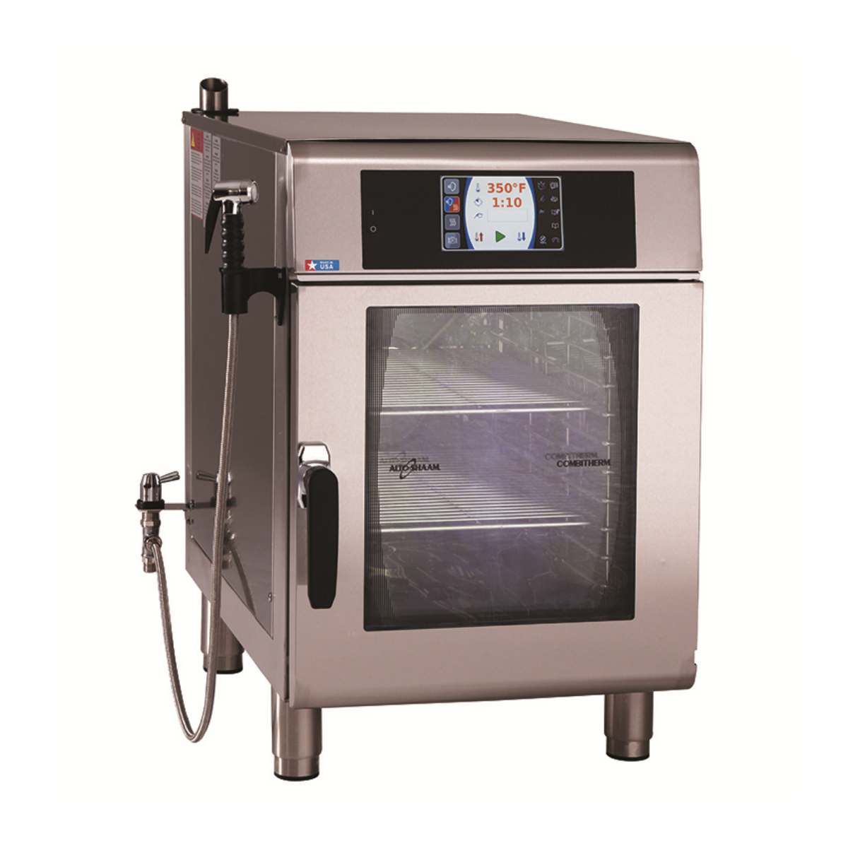 Alto Shaam CTX4-10E Combitherm Combi Oven, Electric
