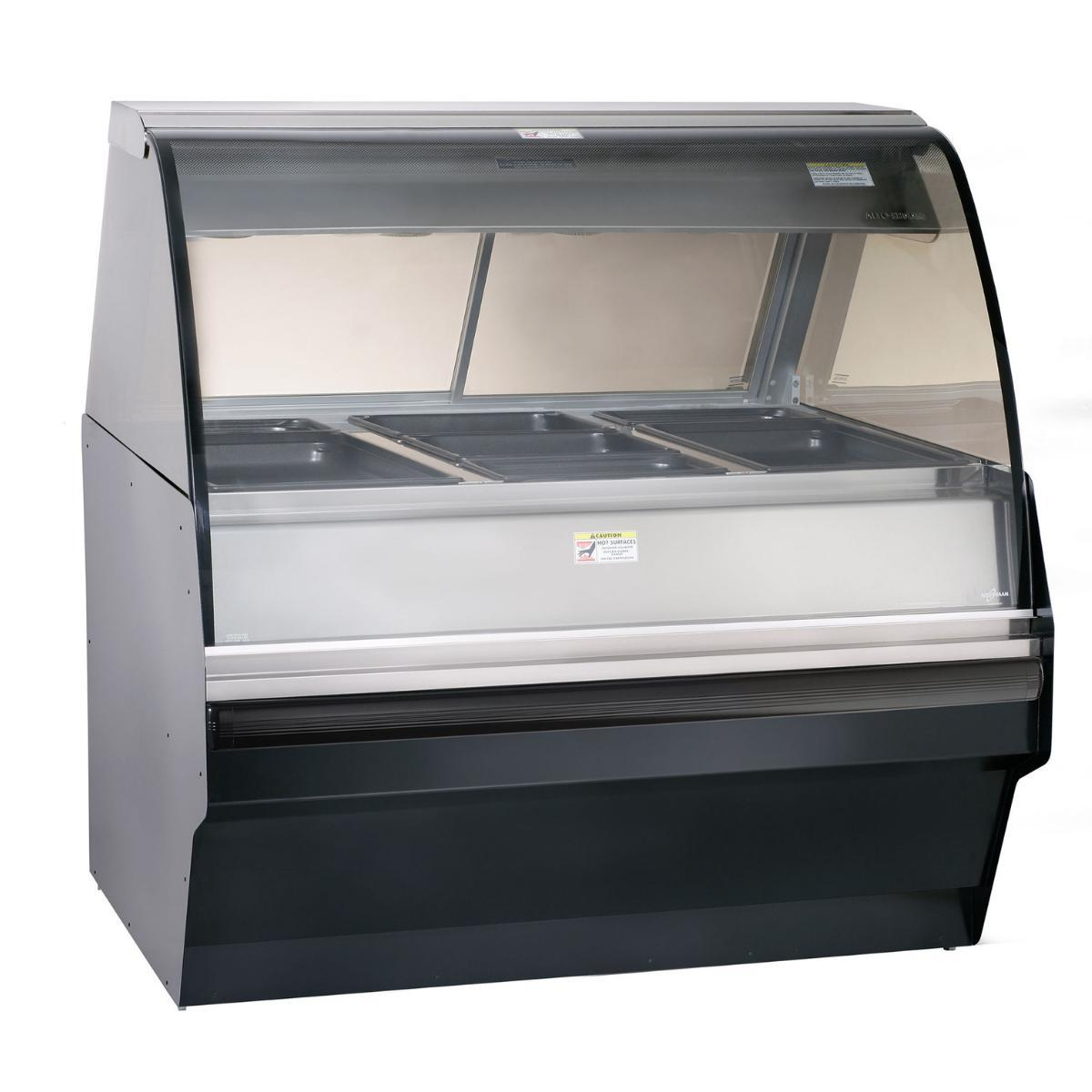 Alto Shaam TY2SYS-48-BK Hot Deli Display System