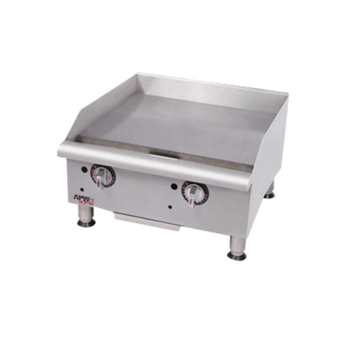 APW GGM-24IS Griddle, Gas w/Safety Pilot