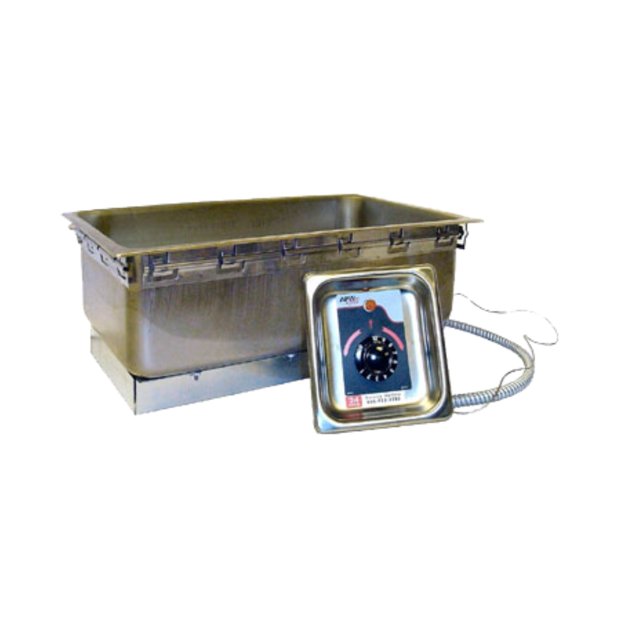 APW TM-90D UL Hot Food Well Unit, Drop-In, Electric
