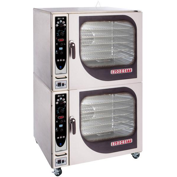 Blodgett BX-14E-208/3 Double Full Size Electric Combi Oven with Manual Controls, BX-14E DBL