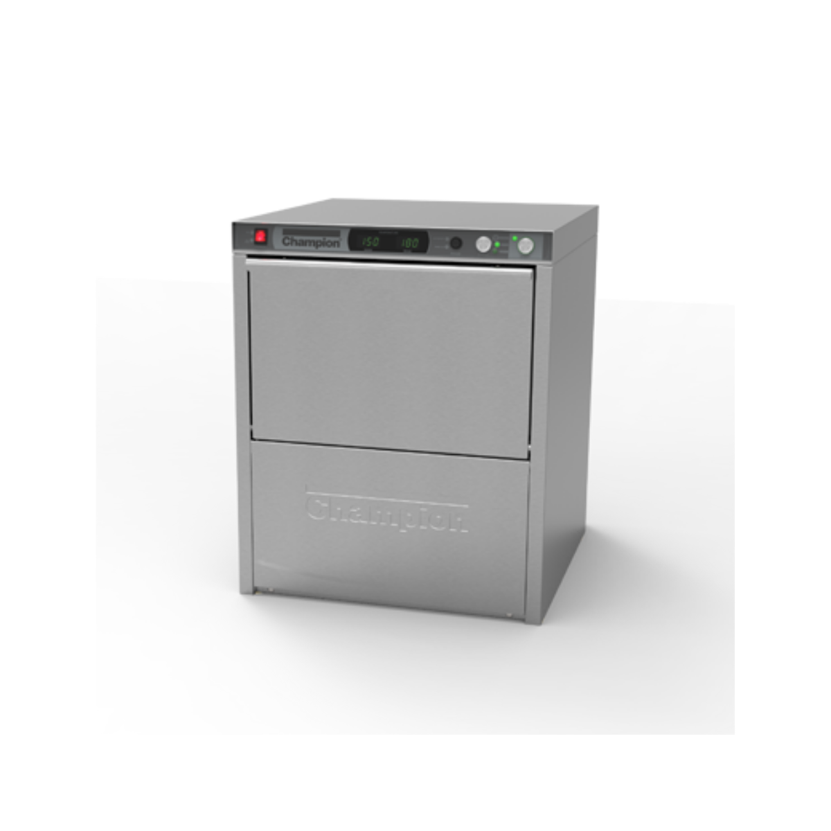 Champion UH330B Undercounter Dishwasher, High Temp