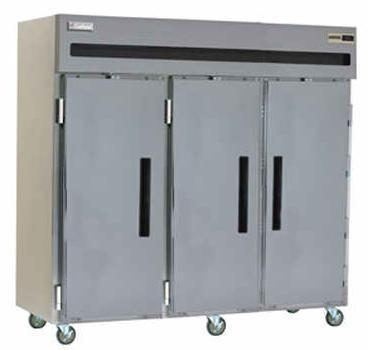 Delfield REMOTE 6176XL-SR Reach-in 3-Section Freezer 66.5 Cubic Feet (NO COMPRESSOR)