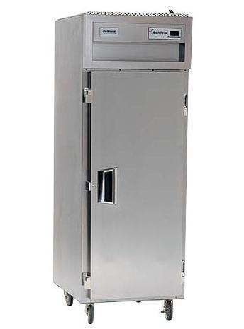 Delfield SAH1-S3-207 Self-Contained Single Section Heated Cabinet