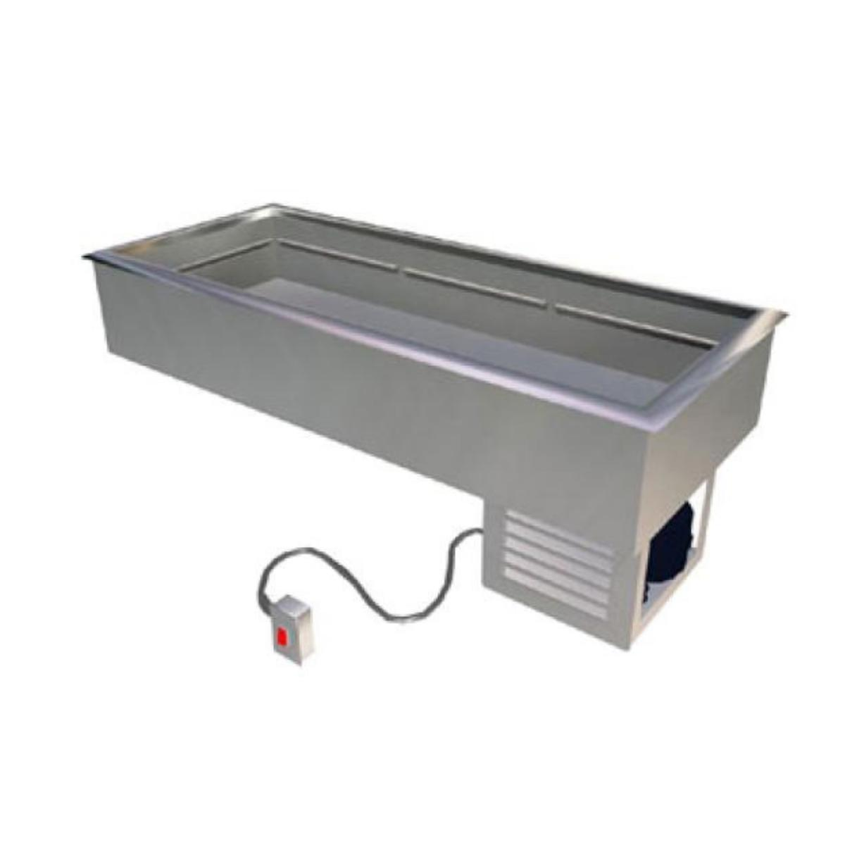 Duke ADI-5MD-N7 Refrigerated Drop-In Cold Food Pan, 74-7/8
