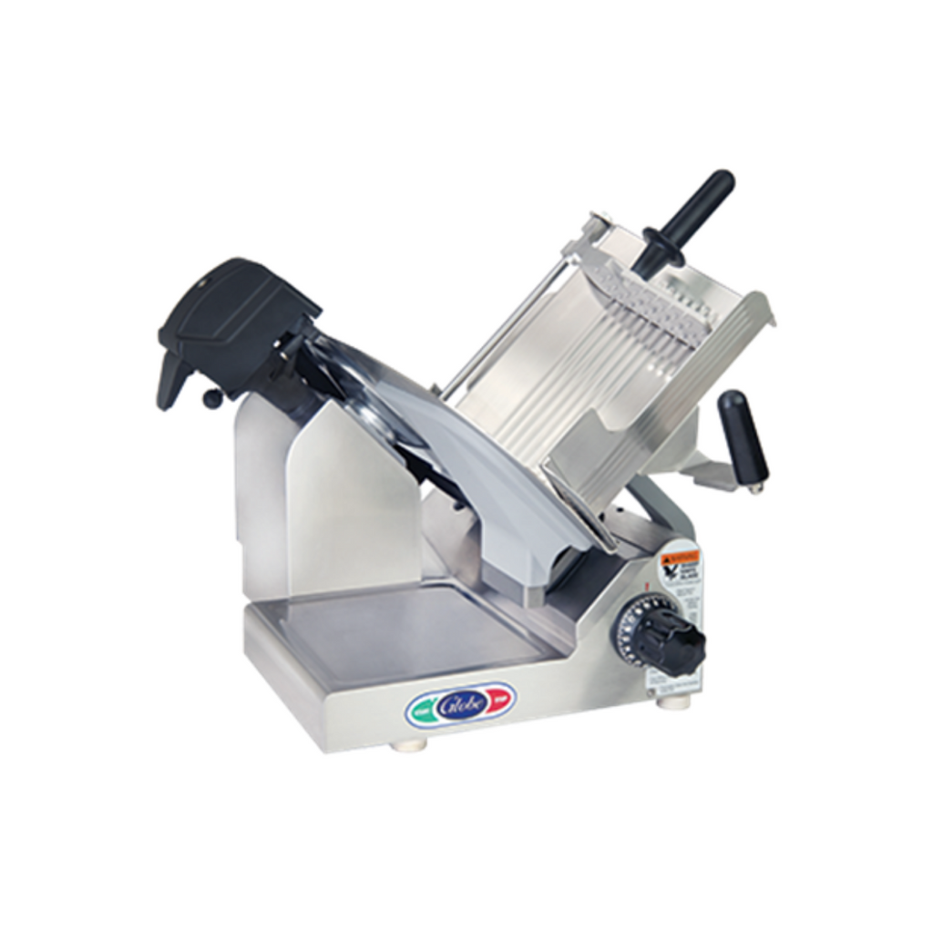 Globe 3600N-220 Heavy Duty Slicer, Gear Driven, 13