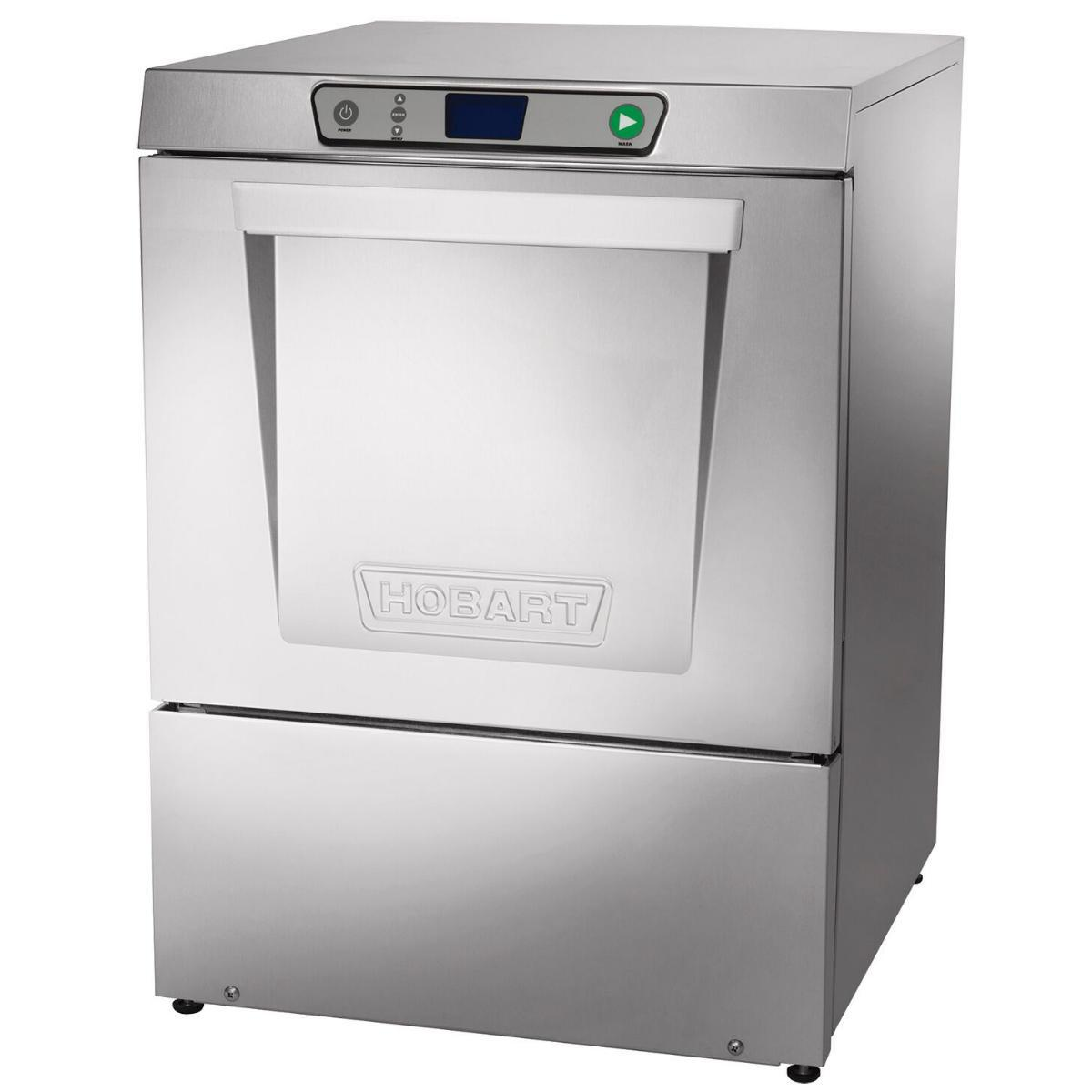 Hobart LXeH-2 High Temp Undercounter Dishwasher - 120 / 208V-240V
