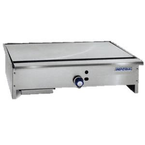 Imperial ITY-48 48 inch Teppan-Yaki Gas Countertop Griddle