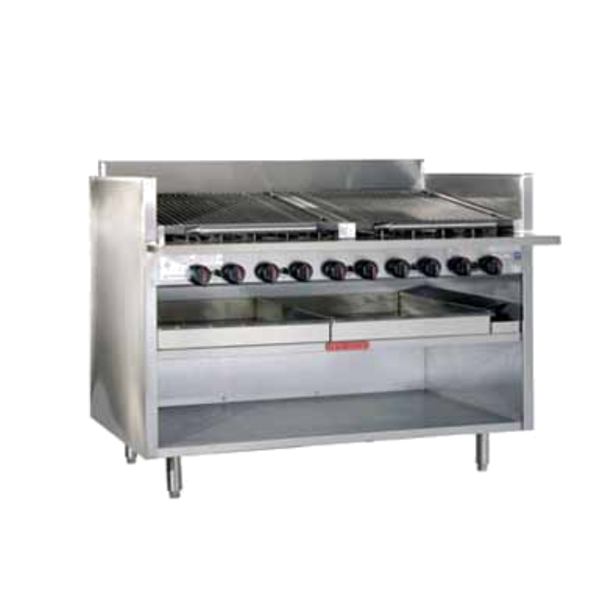 Magikitch'n FM-RMB-636 Gas Charbroiler