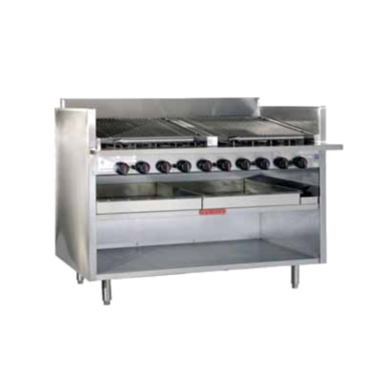 Magikitch'n FM-RMB-660 Gas Charbroiler