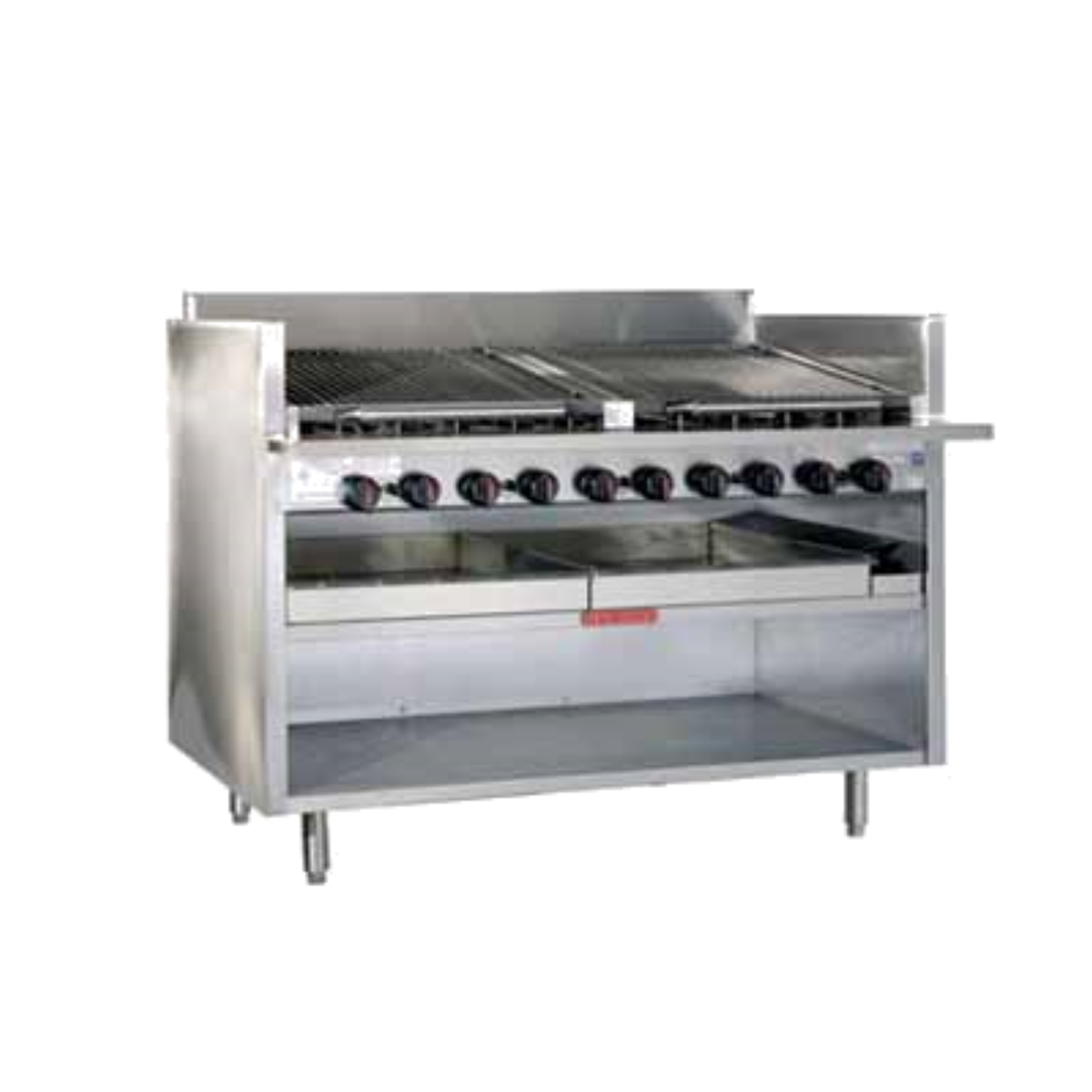 Magikitch'n FM-RMB-672 Gas Charbroiler